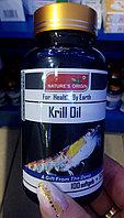 Krill oil капсулы омоложения арктическое масло криля (астаксантина), 500 мг х100 капсул