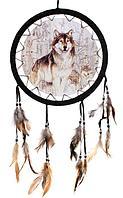 """Ловец снов """"Серый волк"""""""