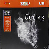 Виниловая пластинка Inakustik LP RESO: Great Guitar Tunes (2 LP)