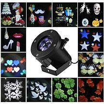 Уличный  лазерный проектор на 12 слайдов, фото 3