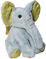 Слоник сидячий с крыльями 24см