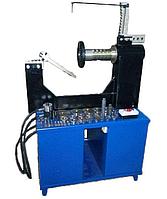Станок для правки литых дисков STRONGBEL 21LE  без токарной группы (электропривод вала + электрогидравлика)