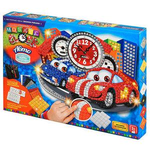 Набор для творчества «Настенные часы своими руками» MOSAIC CLOCK Danko Toys (Для мальчиков)