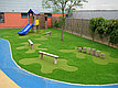 Искусственный газон ворс 15 мм,ширина 2 м, фото 5