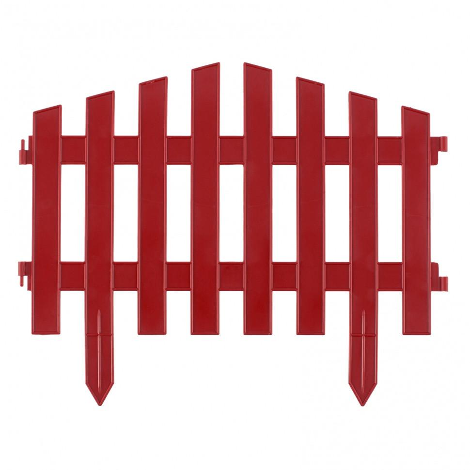 """Забор декоративный """"Марокко"""", 28х300 см, терракот, Россия Palisad"""