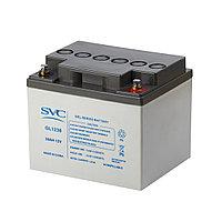 Гелевая аккумуляторная батарея SVC GL1238, 12В, 38 Ач
