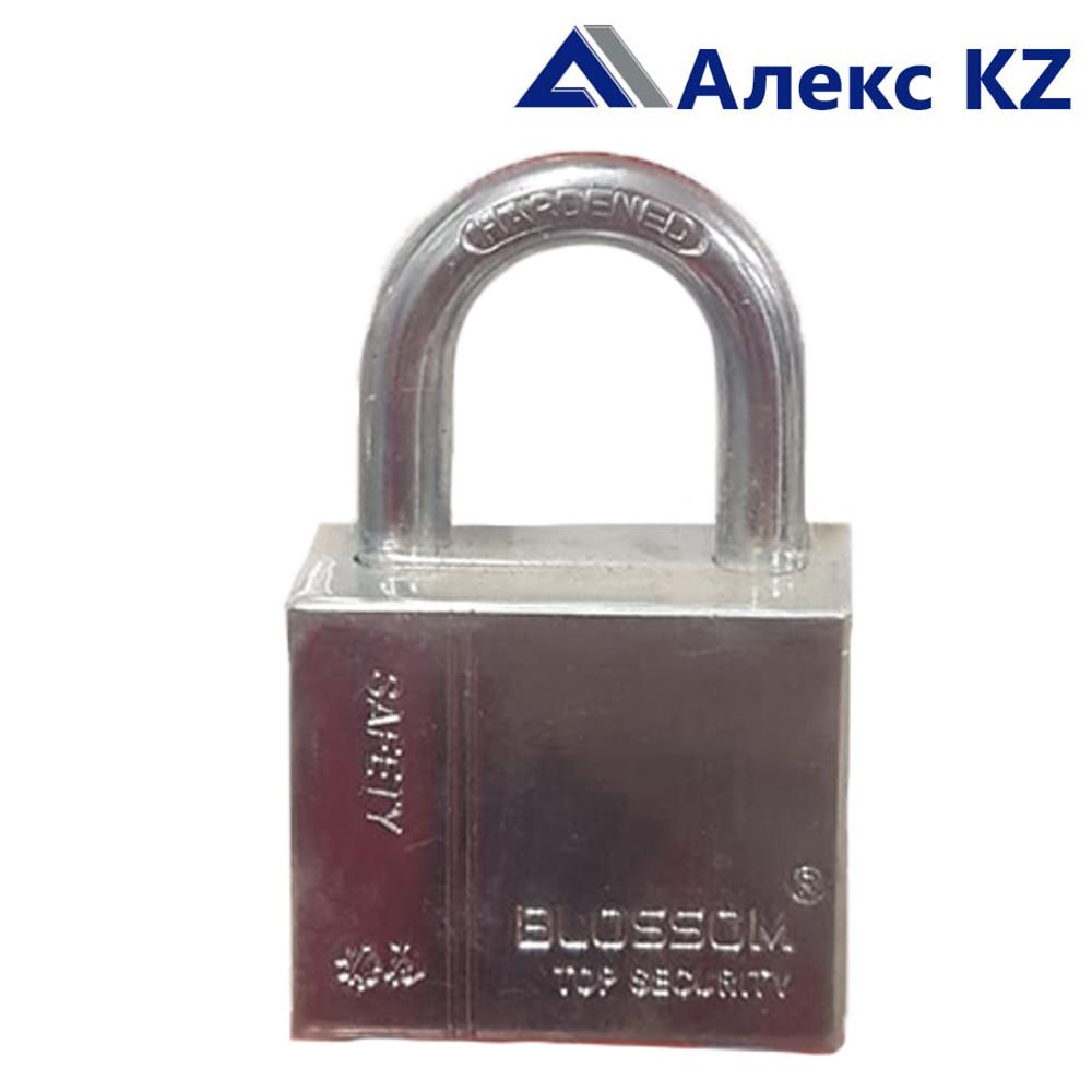Замок BLOSSOM LS 2940 (2140) навесной дисковый d-7,3 ключа
