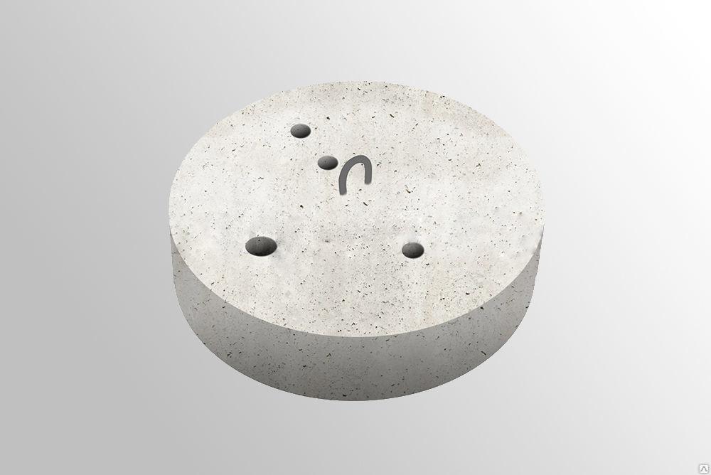 Опорно анкерная плита П-3и