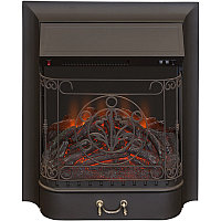 Электроочаг RealFlame  Majestic-S Lux Black