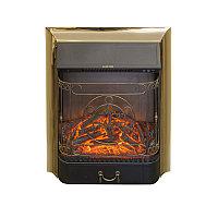 Электроочаг RealFlame  Majestic-S Lux Brass