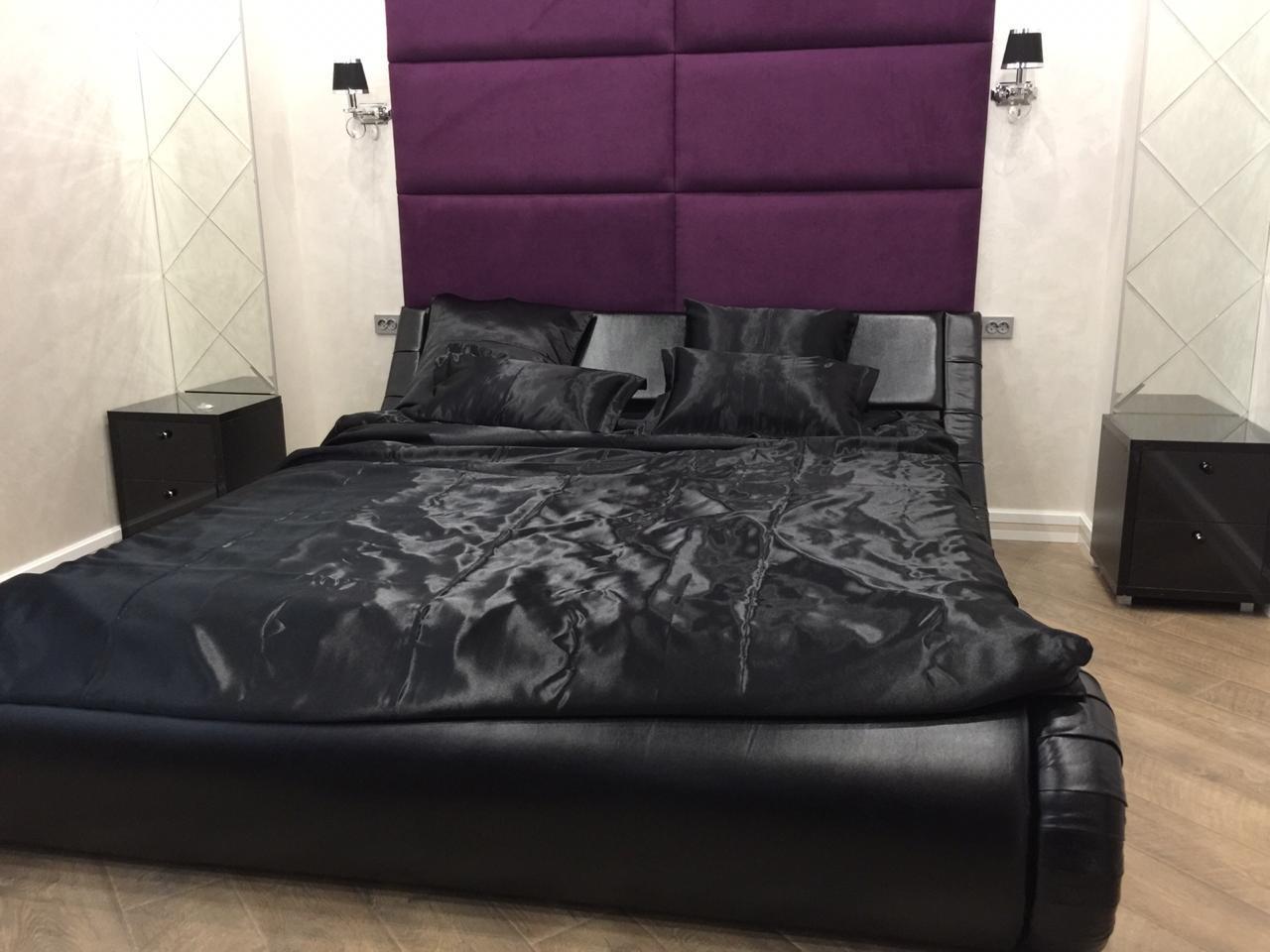 Кровать двуспальная под заказ
