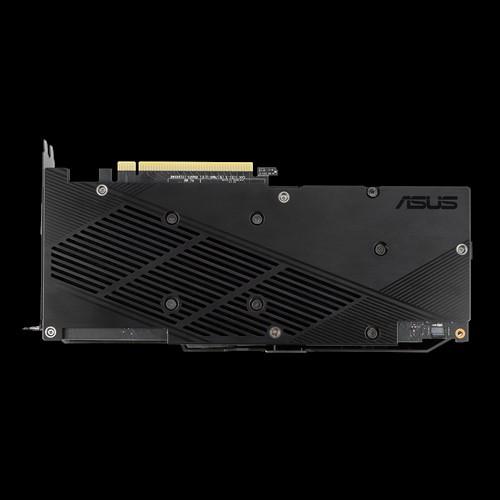 Видеокарта ASUS DUAL RTX 2060S, DUAL-RTX2060S-A8G-EVO, 2xFan, 8Gb/256bit GDDR6, HDMI, DVI, 2xDP, BOX
