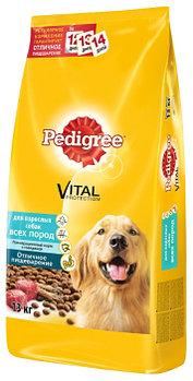 Сухой корм Педигри для взрослых собак всех пород говядина 13 кг