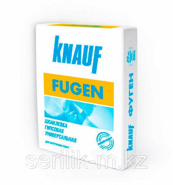 Шпаклевка гипсовая- Затирка для ГКЛ Knauf Fugen-Фуген 25 кг