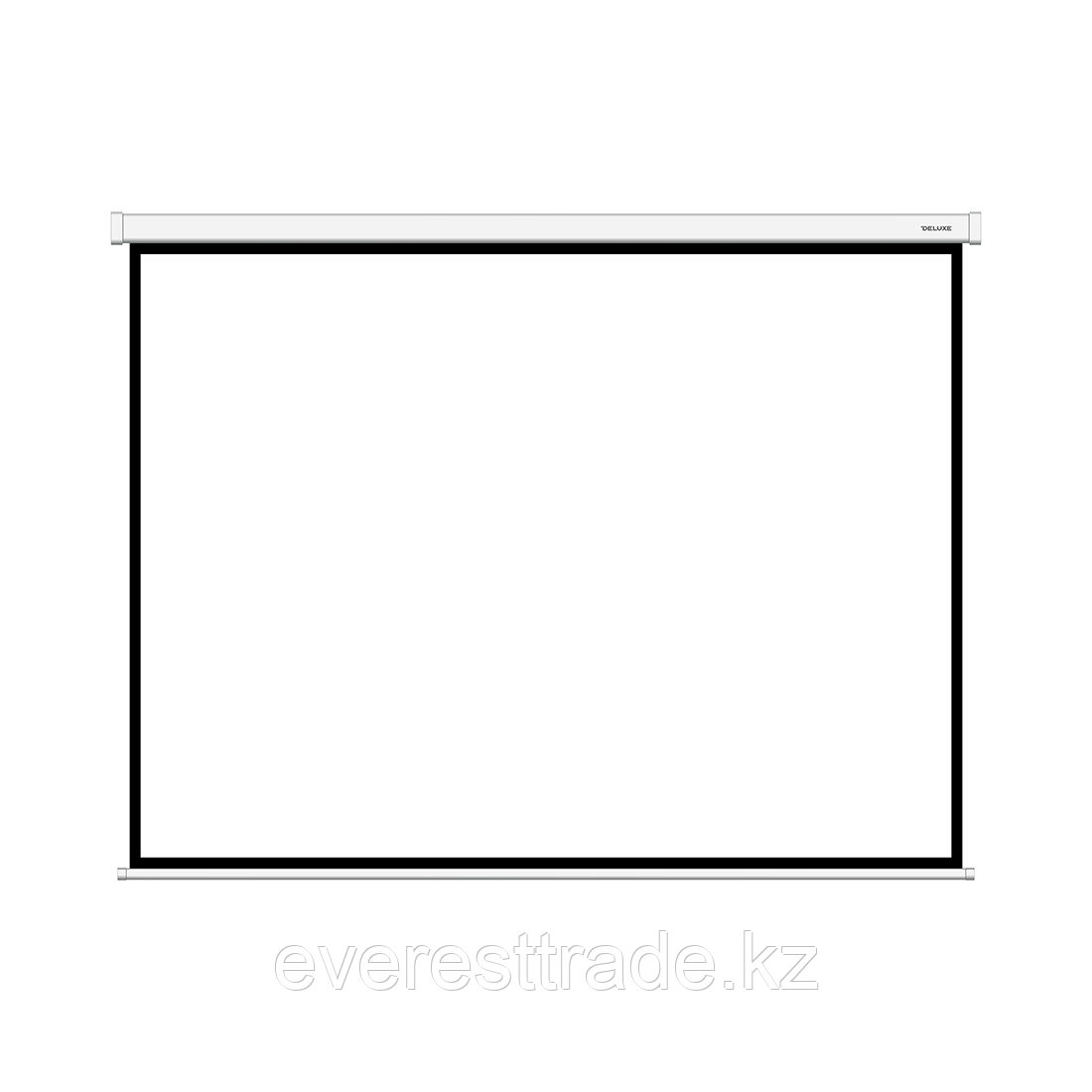 Экран 203х153 настенный DLS-M203х153 белый