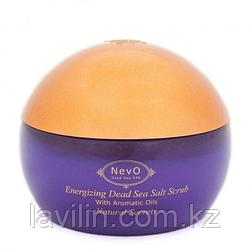 Скраб NevO из солей и минералов Мёртвого моря  400г