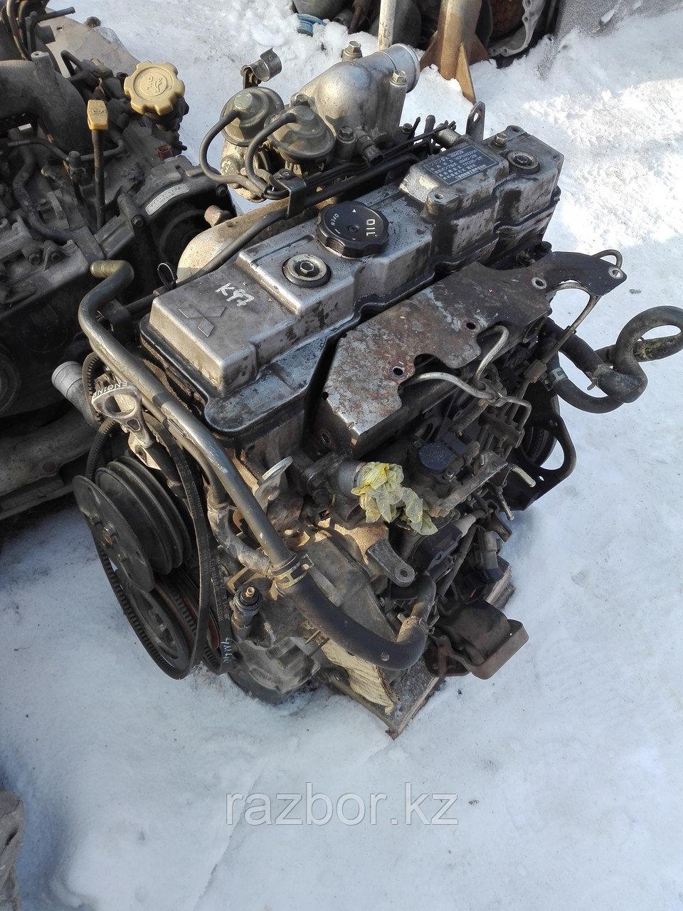 Двигатель 4M 40 Mitsubishi Challenger K97.