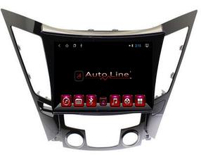 Автомагнитола AutoLine Hyundai Sonata 7 -  8 ЯДЕР (ULTRA CORE)