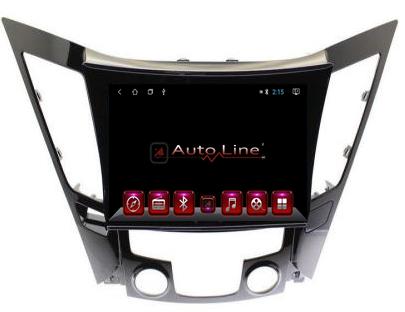 Автомагнитола AutoLine Hyundai Sonata 7 -  8 ЯДЕР (ULTRA CORE), фото 2