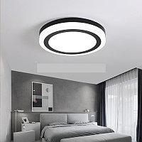 Светильник светодиодный потолочный OVK-CL4225-2 (ф 500mm), фото 1