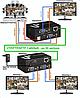 Удлинители HDMI/VGA MT-50T, фото 5