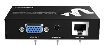 Удлинители HDMI/VGA MT-100T