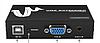 Удлинители HDMI/VGA MT-100T, фото 2