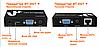 Удлинители HDMI/VGA MT-200T, фото 3