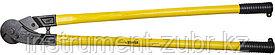 """Тросорез STAYER """"PROFI"""" для перекусывания тросов, закаленной проволоки и кабелей, трос до d 18мм, 1050мм"""
