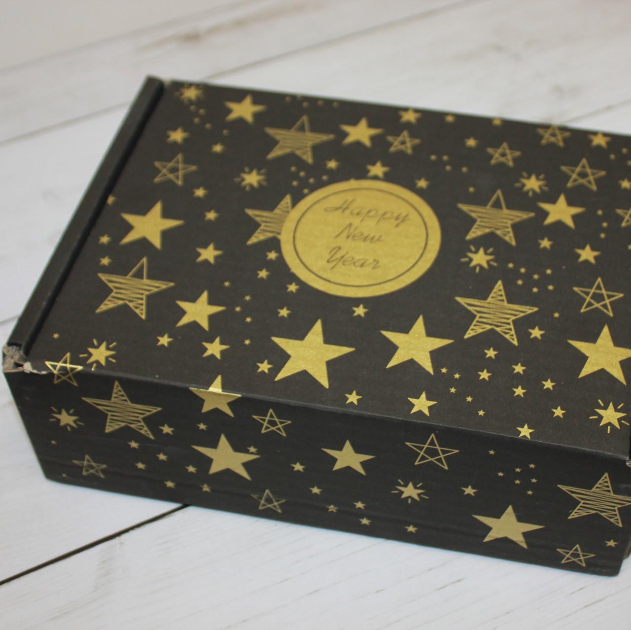 Коробка для десертов (26х17х8 см)