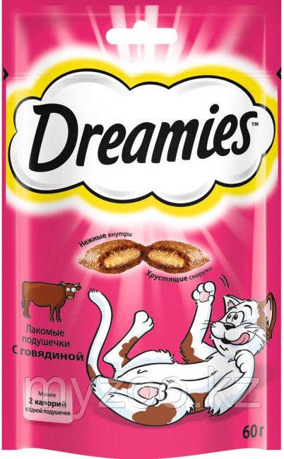 DREAMIES лакомства c говядиной 30 гр