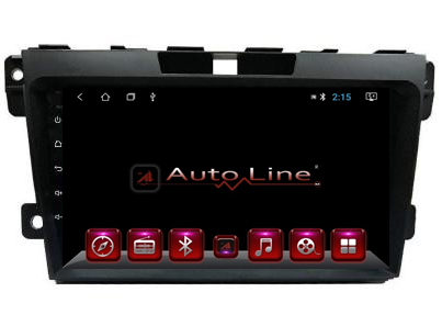 ANDROID 8.1.0 Mazda CX-7 2009-2013г. HD ЭКРАН 1024-600 ПРОЦЕССОР 4 ЯДРА (QUAD CORE)