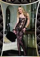 Сексуальное кружевное женское бельё чёрный TL3004