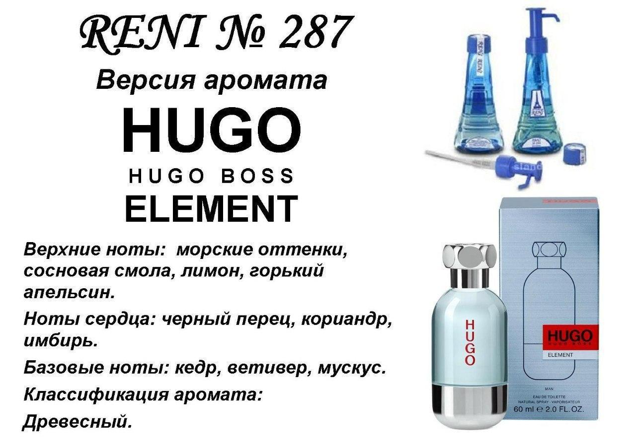 Аромат направление hugo boss element 100мл