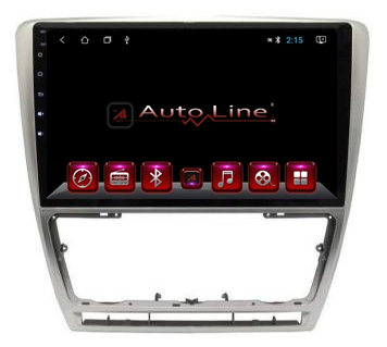 ANDROID 8.1.0 Skoda Yeti HD ЭКРАН 1024-600 ПРОЦЕССОР 4 ЯДРА (QUAD CORE), фото 2