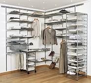 Гардеробная система – функциональное и мобильное решение для хранения вещей в различных помещениях