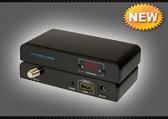 Удлинитель HDMI по коаксиальному кабелю SX-V379TX Передатчик