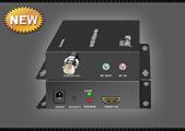 Удлинитель HDMI по коаксиальному кабелю MT-ED08