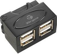 USB Hub 2.0 Targus ACH65EU Micro Travel 4 ports