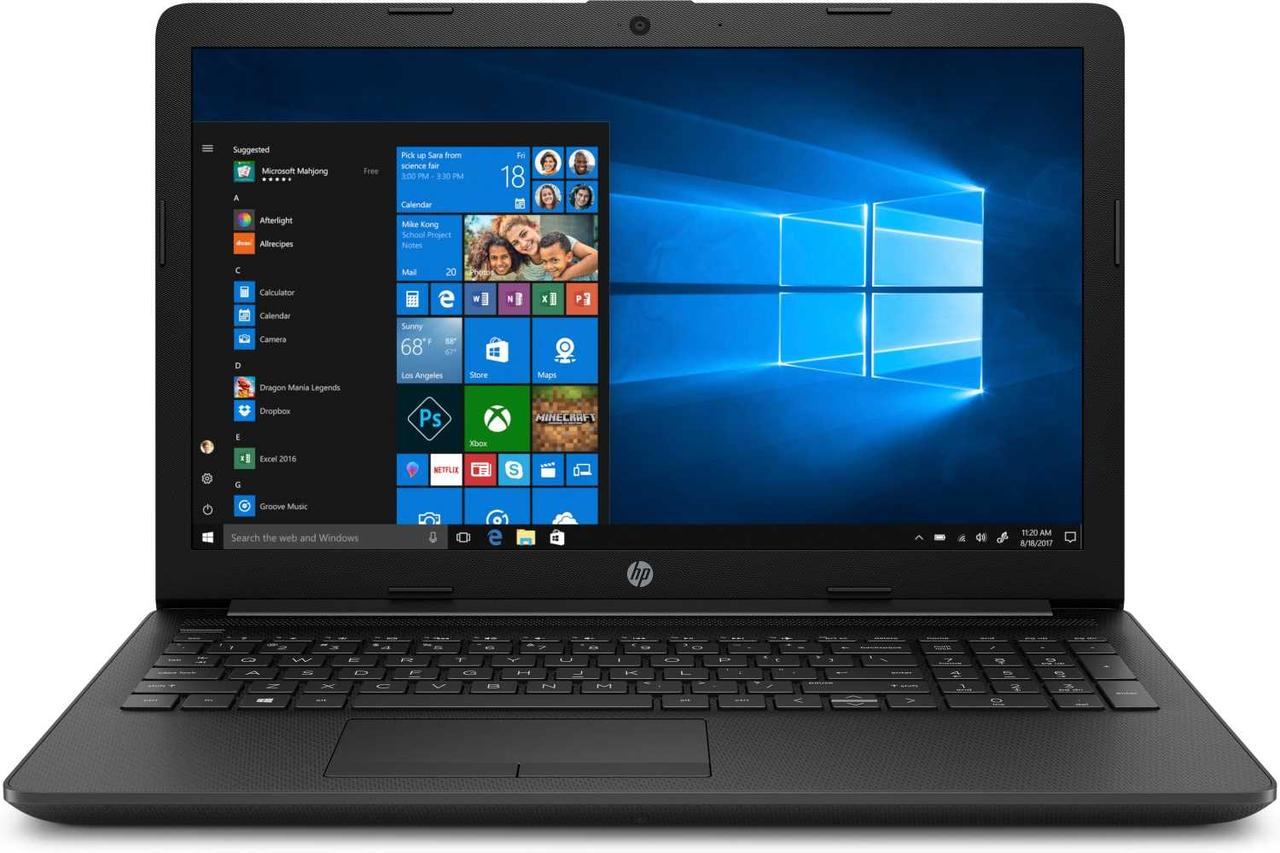 Ноутбук Notebook HP 15-da0473ur