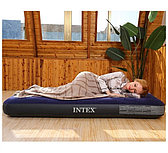 Надувной матрас односпальный 76х191х25 см Intex 64756