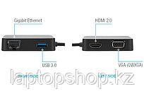 Док - станция Targus USB-C Dock (DOCK411USZ)