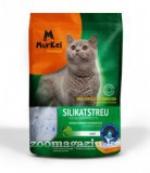 Murkel, Муркель силикагелевый наполнитель для кошек с ароматом яблока, уп. 22л (10кг)кг)