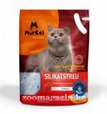 Murkel, Муркель силикагелевый наполнитель для кошек с ароматом клубники, уп. 22л (10кг)
