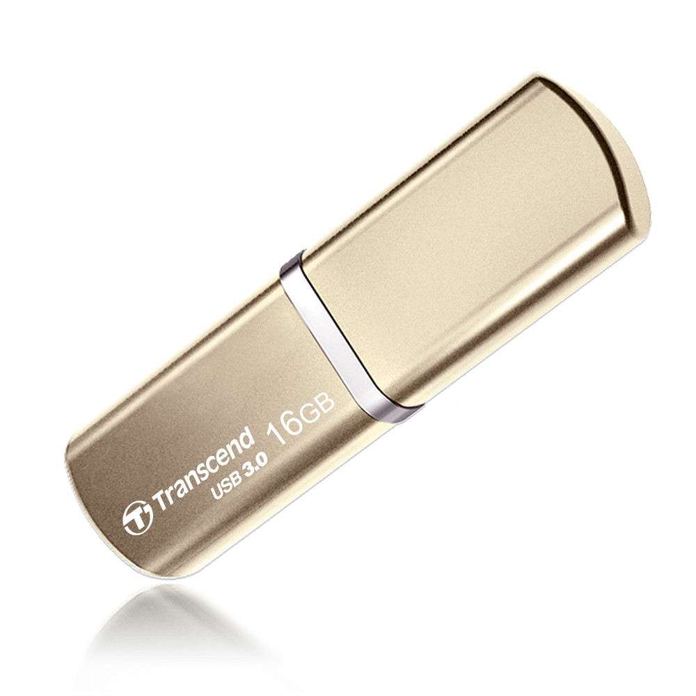 USB Флеш 16GB 3.0 Transcend TS16GJF820G золото