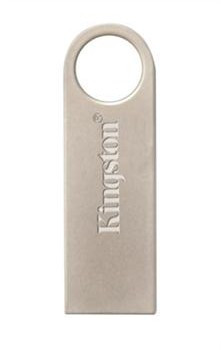 USB Флеш 32GB 2.0 Kingston DTSE9H/32GB металл