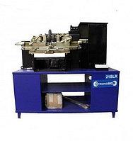 Универсальный станок для литых и стальных дисков STRONGBEL 21SLR (электропривод вала)