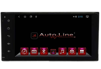 Автомагнитола AutoLine Toyota Universal ПРОЦЕССОР 8 ЯДЕР (OCTA CORE)