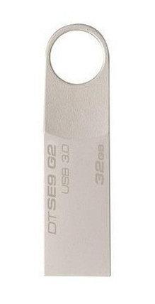 USB Флеш 32GB 3.0 Kingston DTSE9G2/32GB металл, фото 2