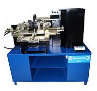 Универсальный станок для литых и стальных дисков STRONGBEL 21SL  (электропривод вала )